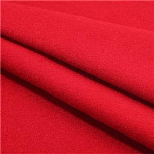wool polyester overcoat fabric