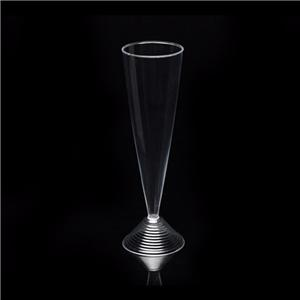 100ml plastic cup plastic wine cup goblet wine glass cocktail glass