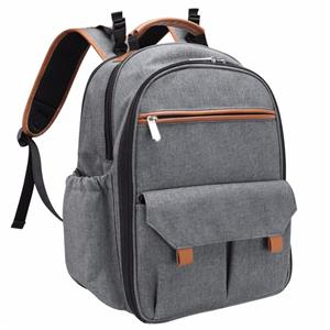 Modern Diaper Bag Backpack