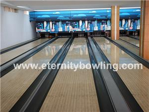Bowling Center with GS96 Bowling Machines