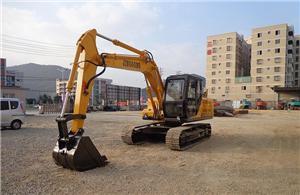 JG150L Crawler Excavator