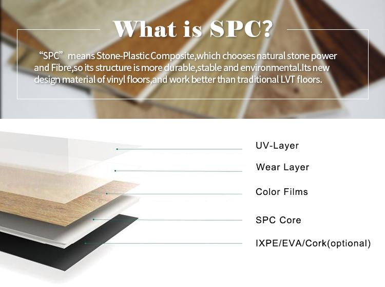 3.2mm spc flooring