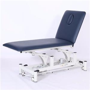 Electric physiotherapy table
