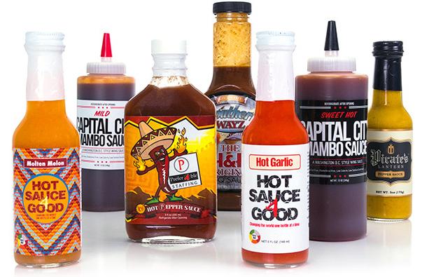 sauce jar labels