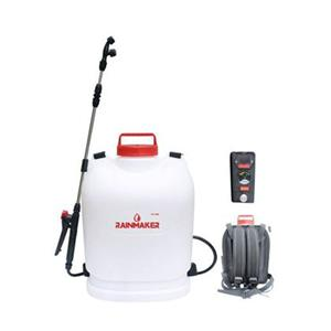 Portable electric sprayer