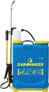 Maintenance of knapsack manual sprayer