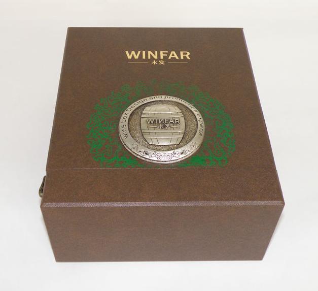 Wine Glass Gift Box