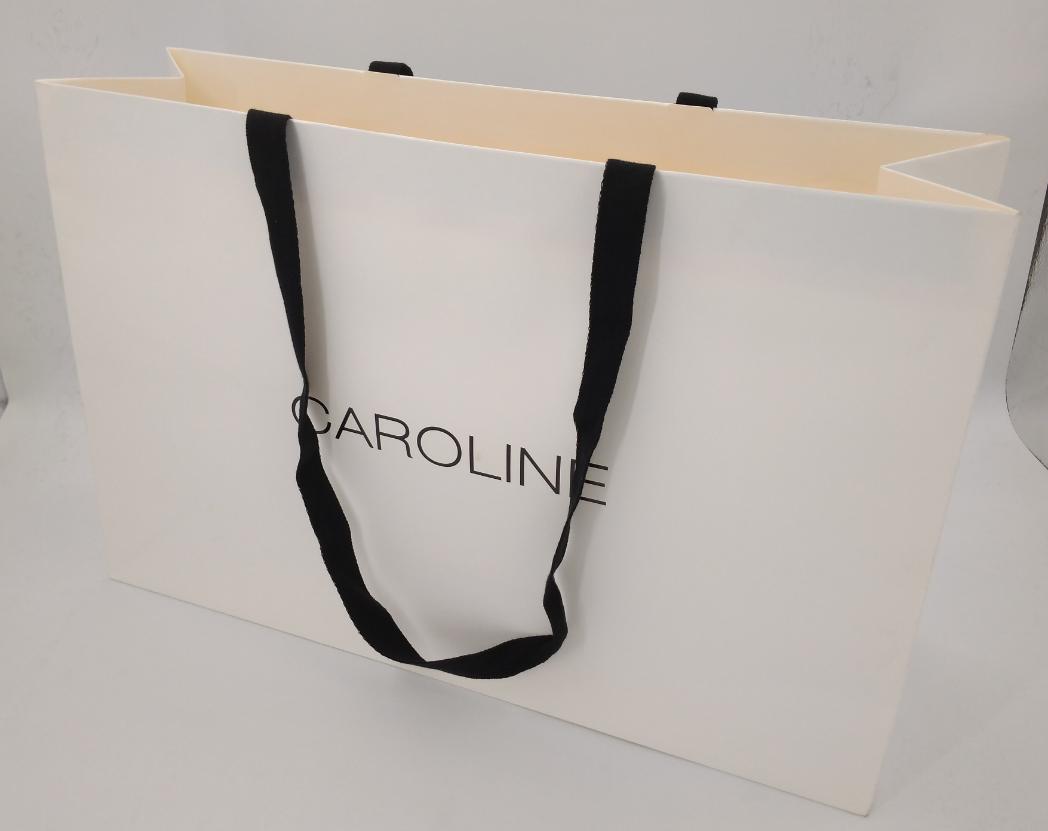 Supply custom paper bags wholesale
