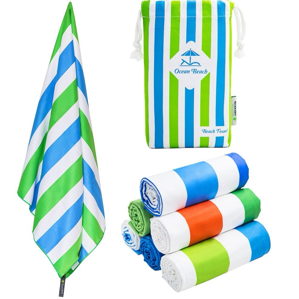 Rectangle Beach Towel