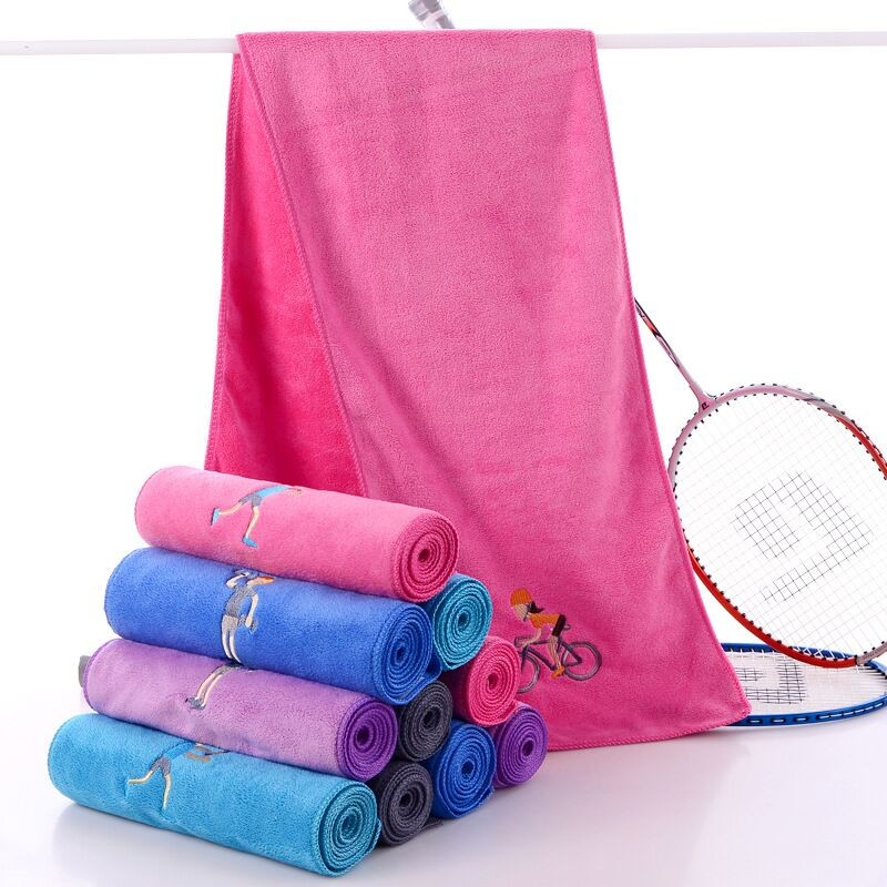 Embroidery Sports Towel