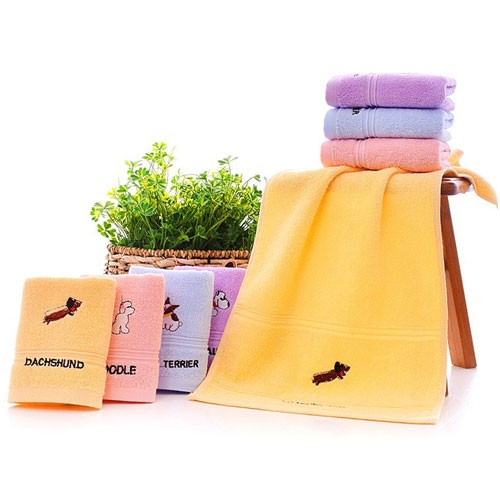 Embroidery Hand Towels
