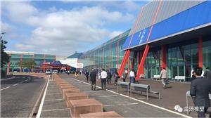 2018, Birmingham, UK Frankfurt International Auto parts Exhibition
