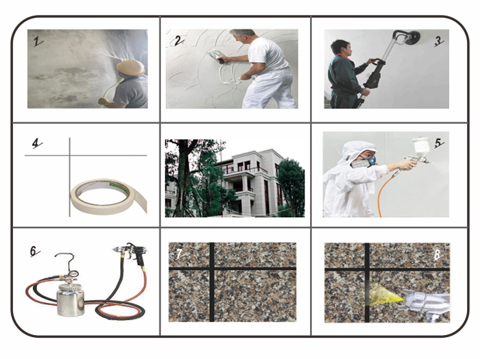 building coating