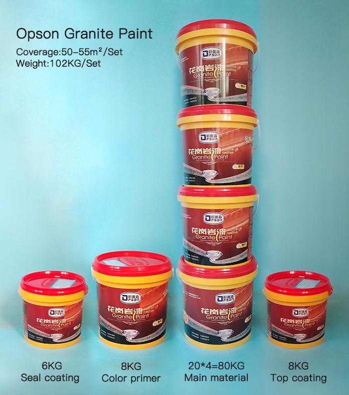 Liquid exterior paint