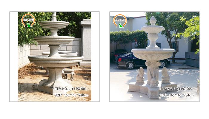 garden granite fountain(competitive price)