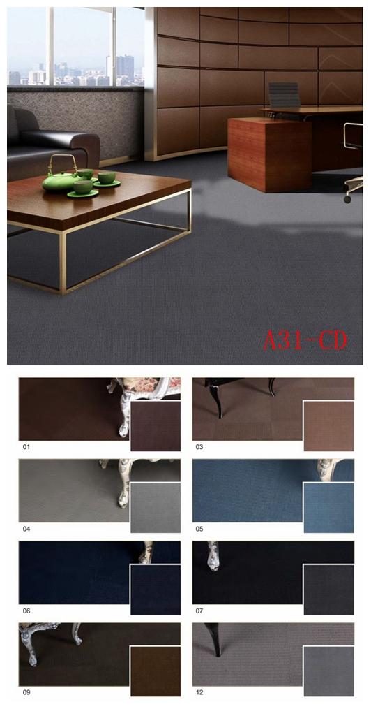 carpet tile technical information