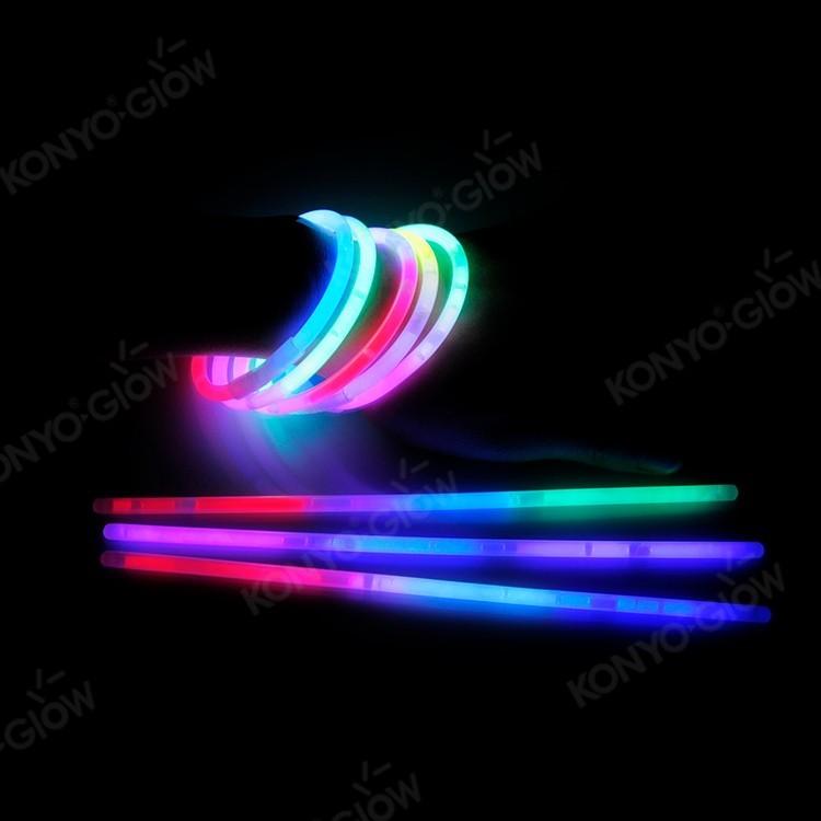 3-Colors Glow Bracelet