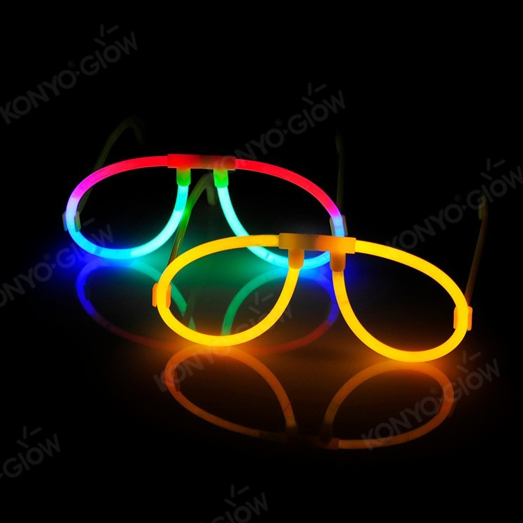Glow EyeGlasses with fashionable shape