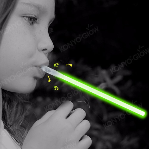 Party Gifts Glow Whistle Stick