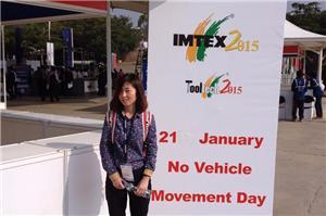 IMTEX 2015, Bangalore, India