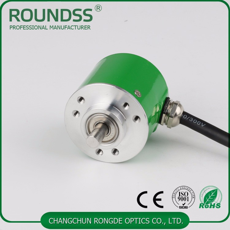 Incremental Rotary Encoder Location Sensor