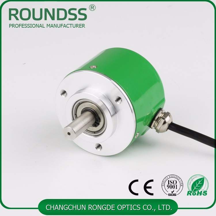 Incremental Encoder Optical Shaft Encoder