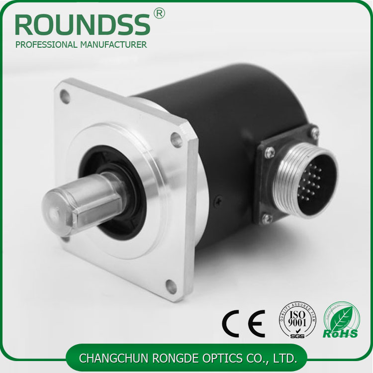 Motor Shaft Encoder