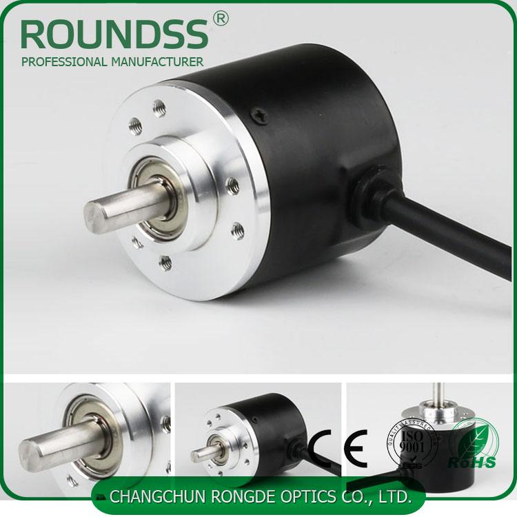 20mm hole optical position SSI Multi-Turn Binary Code Absolute Encoder angle sensor