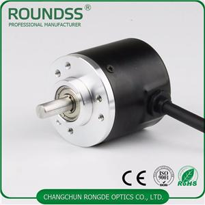 SSI Absolute Rotary Encoder