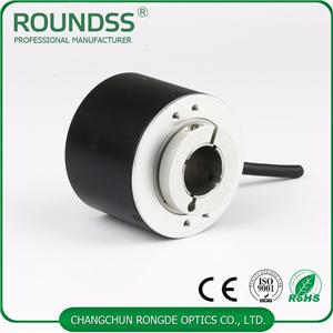 Cheap Absolute Encoder With RS232 Interface