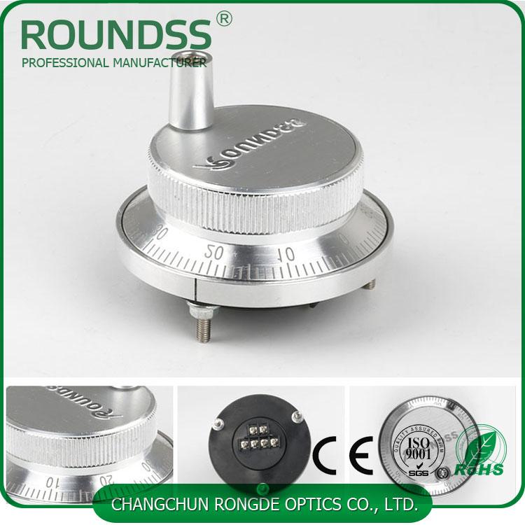Electronic Handwheels