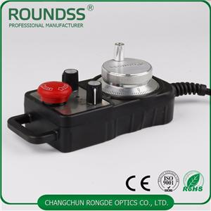 Hand Held Jog Pendants Control Pendant With MPG E-Stop