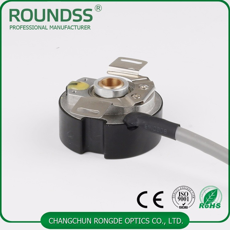 DC Motor With Encoder Stepper Motor Encoder