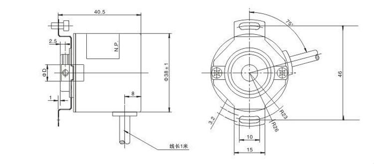 Roundss Encoder