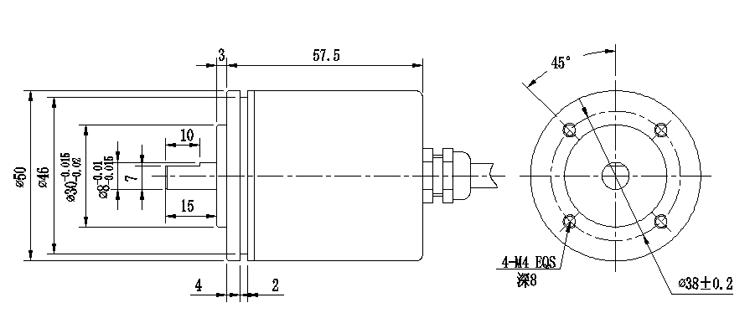 Optical Absolute Encoder