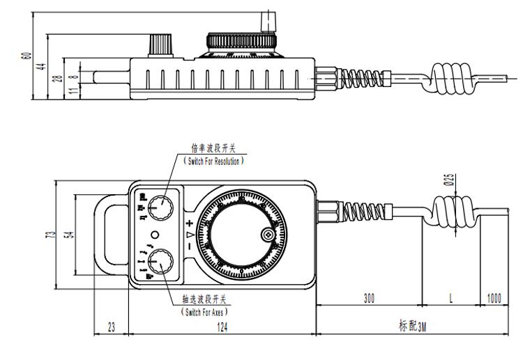 Manual Control Pendant