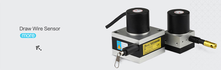 Analog Output Displacement Sensor