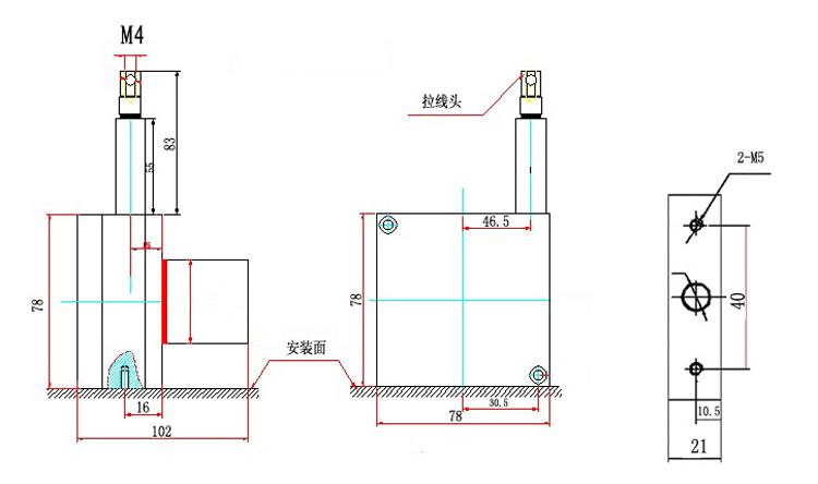 Linear Wire Encoder