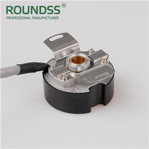 Application of rotary encoder in servo motor field