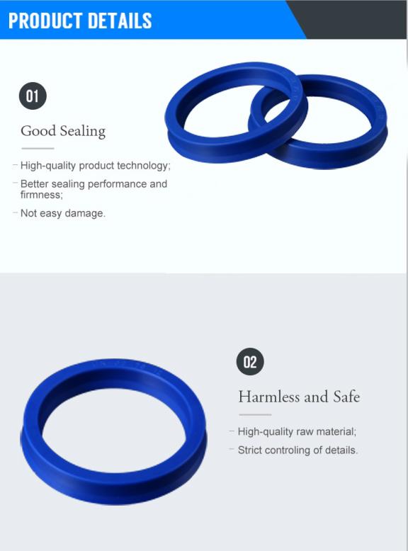 hydraulic piston seal