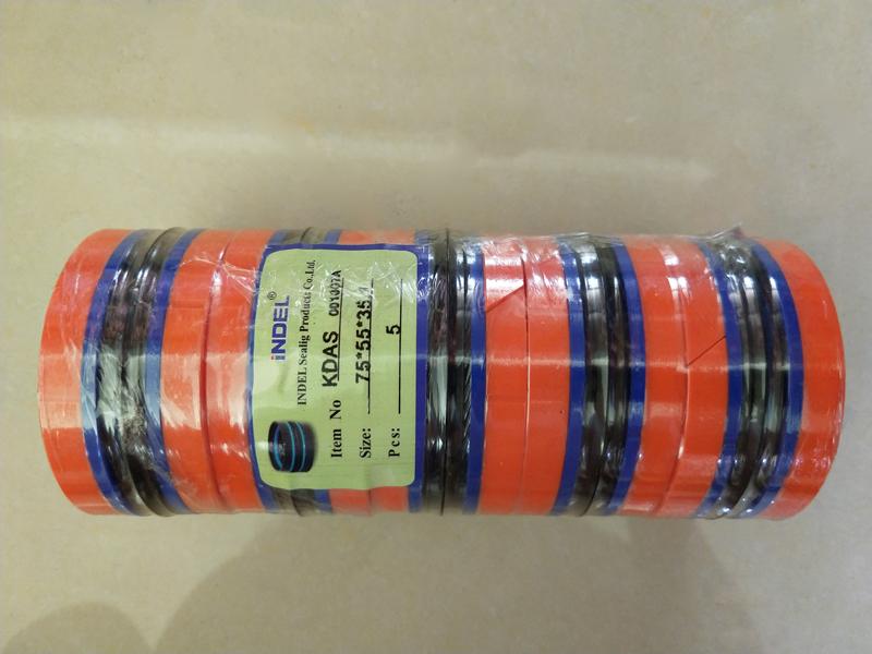 DAS compact seal
