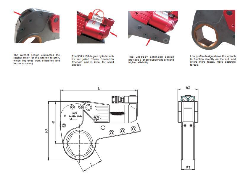 Portable Torque Wrench
