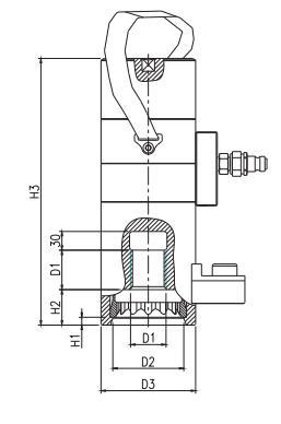 High Quality Hydraulic Bolt Tightening, Fast Hydraulic Cylinder Purchasing