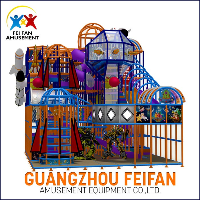 Catch Air Indoor Playground