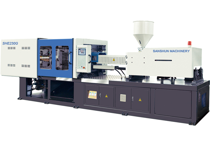 220Ton Injection Molding Machine Injection for Plastic Toys