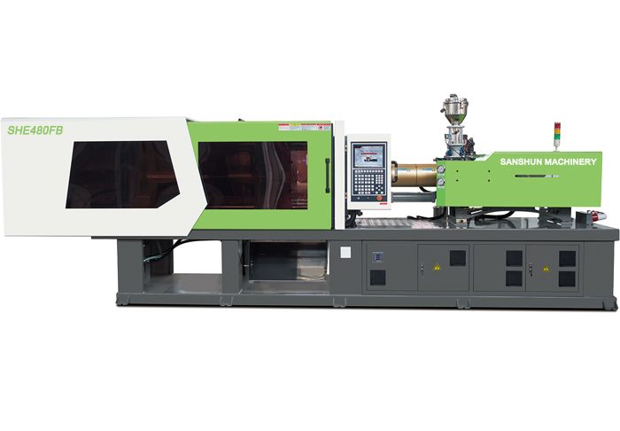 injection moulding machinery for fruit basket
