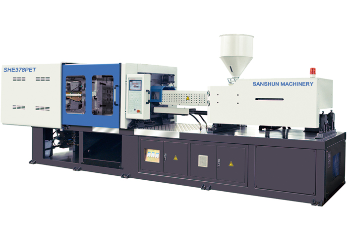 china best pet preform injection molding machine