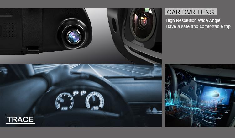 car black box lens