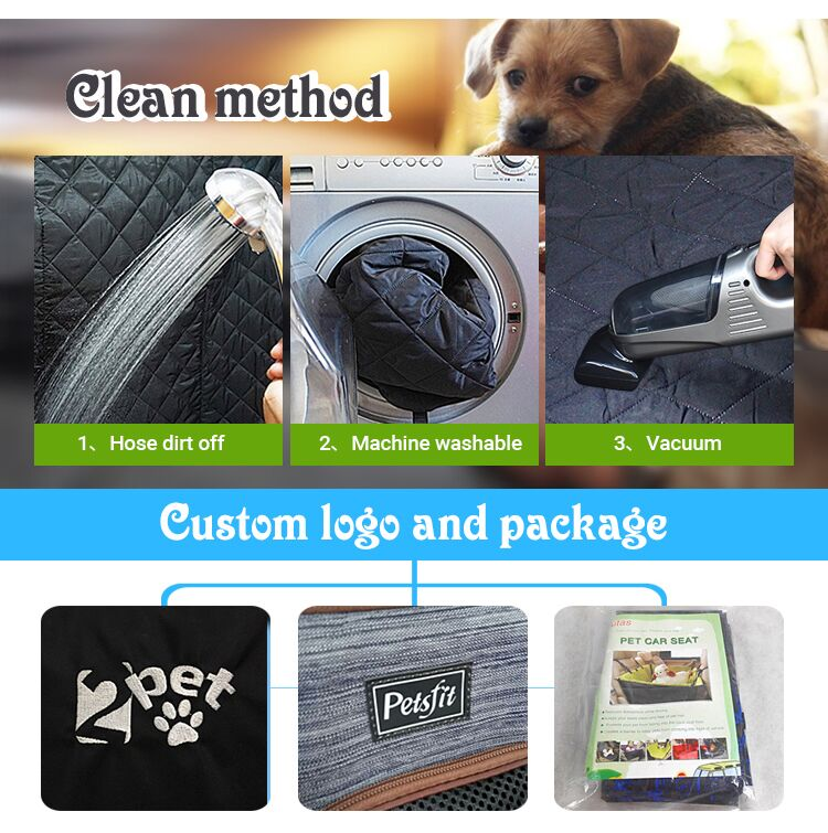 Car Seat Cover Pet Car Seat Protector