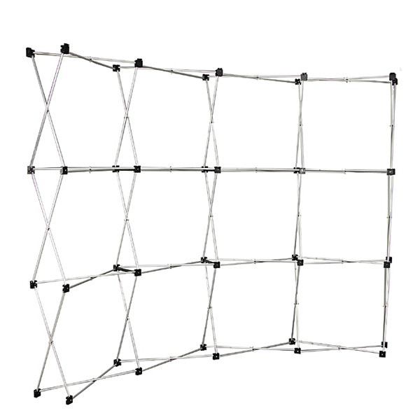 Folding Backdrop Stand, Flex Screen Support, Recycle Curtain Frame